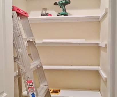 white wire pantry shelf Pantry Shelving Design Ideas. White Stain Kitchen Pantry Wall Featuring White Stain White Wire Pantry Shelf Perfect Pantry Shelving Design Ideas. White Stain Kitchen Pantry Wall Featuring White Stain Galleries