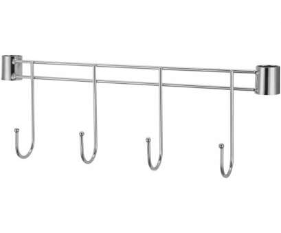 white wire shelf with hooks Lorell Industrial Wire Shelving, Hook Rack 4 Hooks, Metal, Each 16 Top White Wire Shelf With Hooks Ideas