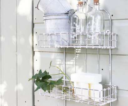 white wire shelf with hooks WHITE FRENCH WIRE SHELF HOOKS VINTAGE RACK UNIT STORAGE BATHROOM CHRISTMAS CHIC White Wire Shelf With Hooks Nice WHITE FRENCH WIRE SHELF HOOKS VINTAGE RACK UNIT STORAGE BATHROOM CHRISTMAS CHIC Ideas