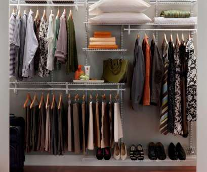 white wire shelving closet Closet: Great Home Depot Closet Organizer Ideas California Closets 10 Cleaver White Wire Shelving Closet Ideas