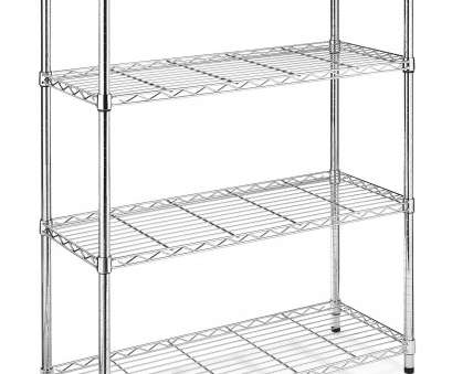 whitmor black wire shelving Amazon.com, Whitmor 6060-322 Supreme 4-Tier Shelving Unit, Chrome, Standing Shelf Units $69.99 Whitmor Black Wire Shelving Best Amazon.Com, Whitmor 6060-322 Supreme 4-Tier Shelving Unit, Chrome, Standing Shelf Units $69.99 Collections