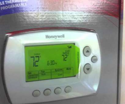 wifi thermostat wiring diagram DIY-Honeywell Wi-Fi Thermostat install, Part 1 Wifi Thermostat Wiring Diagram Creative DIY-Honeywell Wi-Fi Thermostat Install, Part 1 Solutions