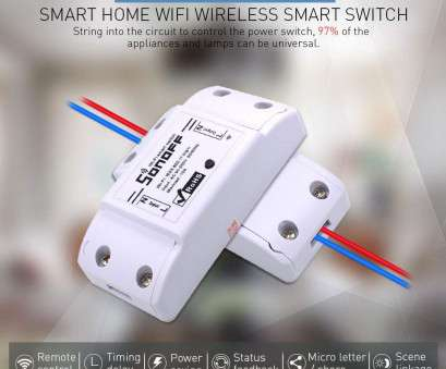 wifi using home electrical wiring Sonoff Wifi Switch 4 Pack Wireless Remote Control Electrical, Household Appliances, Works with Amazon Alexa, Your Home, Iphone Android App Wifi Using Home Electrical Wiring Creative Sonoff Wifi Switch 4 Pack Wireless Remote Control Electrical, Household Appliances, Works With Amazon Alexa, Your Home, Iphone Android App Galleries
