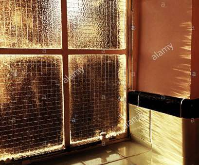 window glass with wire mesh 1920s 'Pebbled' Vintage Chicken Wire Glass in Casement Window Frame in Green Tiled bathroom Window Glass With Wire Mesh Nice 1920S 'Pebbled' Vintage Chicken Wire Glass In Casement Window Frame In Green Tiled Bathroom Photos