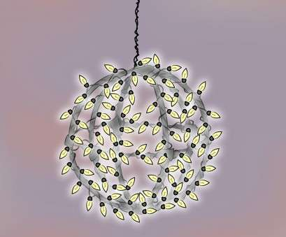wire ball christmas lights How to Make a Christmas Light Ball from Wire Hangers: 11 Steps Wire Ball Christmas Lights Creative How To Make A Christmas Light Ball From Wire Hangers: 11 Steps Pictures