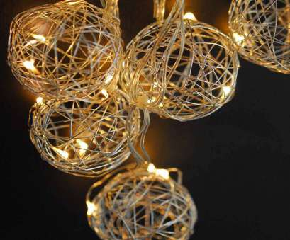 wire ball light Battery operated lights · Silver Wire Ball Wire Ball Light Practical Battery Operated Lights · Silver Wire Ball Ideas