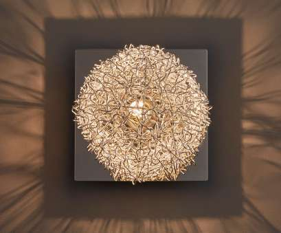 wire ball light Electro Wire Ball Chrome Effect Single Wall Light -, for, your home, garden Wire Ball Light Fantastic Electro Wire Ball Chrome Effect Single Wall Light -, For, Your Home, Garden Solutions