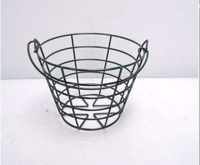 wire basket ball storage ... GOLDBALL Metal Golf Basket Golf Ball Container Steel Wire Golf Range Buckets Black Color Hold 50 10 Creative Wire Basket Ball Storage Photos