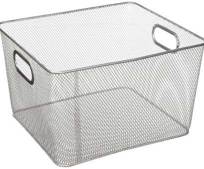 wire basket cd storage Amazon.com: Silver Mesh Open, Storage Basket Organizer, Fruits, Vegetables, Pantry Items Toys, Etc.: Home & Kitchen Wire Basket Cd Storage Simple Amazon.Com: Silver Mesh Open, Storage Basket Organizer, Fruits, Vegetables, Pantry Items Toys, Etc.: Home & Kitchen Photos
