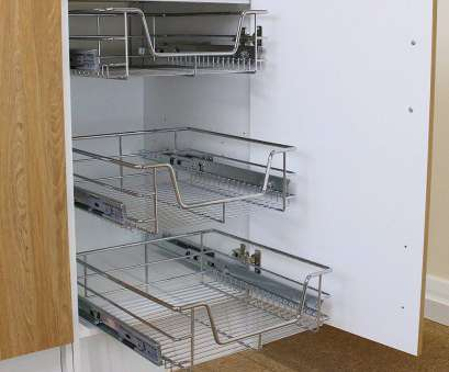 Wire Basket Drawer Inserts Popular Rev A Shelf, Pullout 2 ...