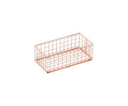 wire basket drawer organizer Design Ideas Rose Gold Wire Drawer Organizers 11 Brilliant Wire Basket Drawer Organizer Galleries