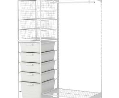 Wire Basket Drawers Storage Ikea Practical Live From Texas