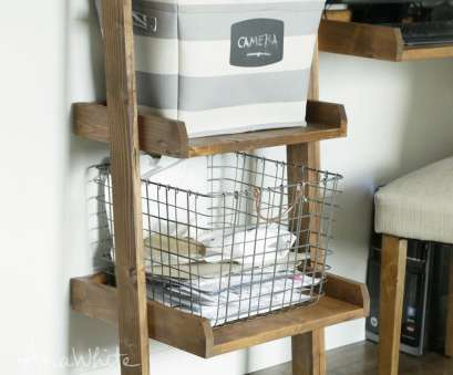 wire basket ladder shelves brown wooden leaning ladder shelf with wire basket, home furniture ideas Wire Basket Ladder Shelves Cleaver Brown Wooden Leaning Ladder Shelf With Wire Basket, Home Furniture Ideas Ideas