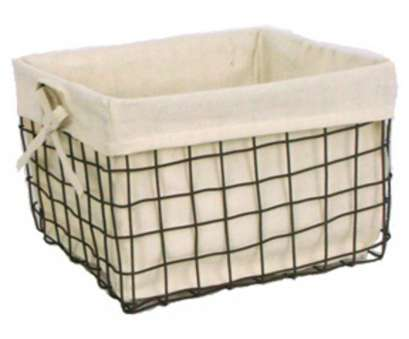 wire basket nursery storage Organizing Essentials 11\u0027\u0027x10\u0027\u0027 Wire Basket Wire Basket Nursery Storage New Organizing Essentials 11\U0027\U0027X10\U0027\U0027 Wire Basket Solutions