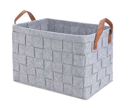 wire basket nursery storage Perber Collapsible Storage Basket Bins, Foldable Handmade Rectangular Felt Fabric Storage, Cubes Containers Handles Wire Basket Nursery Storage Most Perber Collapsible Storage Basket Bins, Foldable Handmade Rectangular Felt Fabric Storage, Cubes Containers Handles Galleries