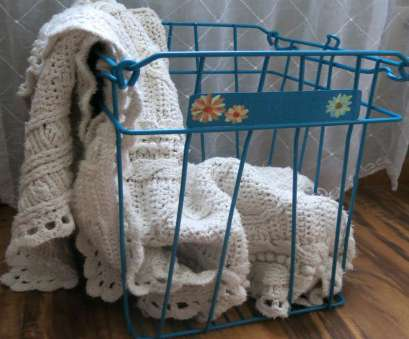 wire basket nursery storage Vintage, Crate Basket,storage, Nursery,Blankets,books,Towels,Yarn basket,bathroom,living room,magazine,toys,linen,porch decor,laundry by Wire Basket Nursery Storage Popular Vintage, Crate Basket,Storage, Nursery,Blankets,Books,Towels,Yarn Basket,Bathroom,Living Room,Magazine,Toys,Linen,Porch Decor,Laundry By Galleries