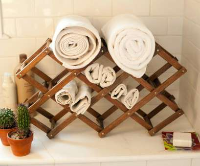 wire basket shelf with towel bar 7 Creative Storage Solutions, Bathroom Towels, Toilet Paper, HGTV Wire Basket Shelf With Towel Bar Best 7 Creative Storage Solutions, Bathroom Towels, Toilet Paper, HGTV Images
