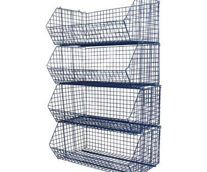 wire basket shelves uk C4 Wire Storage Basket (single) 1220x680x480mm Wire Basket Shelves Uk Popular C4 Wire Storage Basket (Single) 1220X680X480Mm Ideas