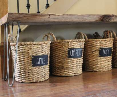 wire basket shoe storage 19 Best Entryway Shoe Storage Ideas, Designs, 2018 Wire Basket Shoe Storage New 19 Best Entryway Shoe Storage Ideas, Designs, 2018 Photos
