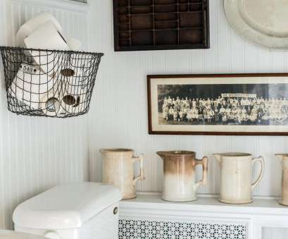 wire basket storage for bathroom Easily Boost Bathroom Storage With Wall-Mounted Baskets, HGTV Wire Basket Storage, Bathroom Top Easily Boost Bathroom Storage With Wall-Mounted Baskets, HGTV Photos