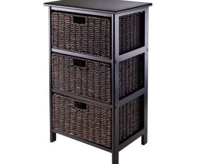 wire basket storage chest of drawers Winsome Omaha Storage Rack with 3-Foldable Basket Wire Basket Storage Chest Of Drawers Popular Winsome Omaha Storage Rack With 3-Foldable Basket Ideas