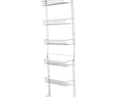 wire basket storage closet Amazon.com: Lavish Home Closet Organizer with 6 Shelves, Over, Door Pantry Organizer, Bathroom Organizer: Home & Kitchen Wire Basket Storage Closet Popular Amazon.Com: Lavish Home Closet Organizer With 6 Shelves, Over, Door Pantry Organizer, Bathroom Organizer: Home & Kitchen Images
