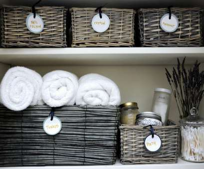 wire basket storage closet how to organize linen closet: declutter, sort by category,, store things in Wire Basket Storage Closet Simple How To Organize Linen Closet: Declutter, Sort By Category,, Store Things In Galleries