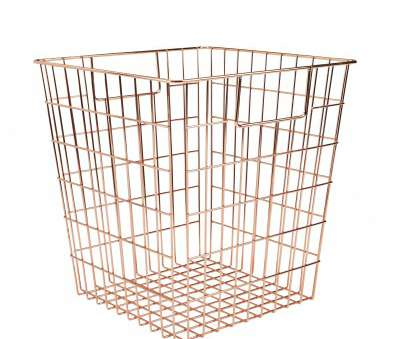wire basket storage cube Form Copper Wire Storage Cube Basket (W)310mm, Departments,, at B&Q 9 Top Wire Basket Storage Cube Photos