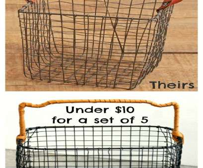 wire basket storage cube DIY Anthropologie Inspired_Wire Baskets,, Projects, the Wire Basket Storage Cube Practical DIY Anthropologie Inspired_Wire Baskets,, Projects, The Photos