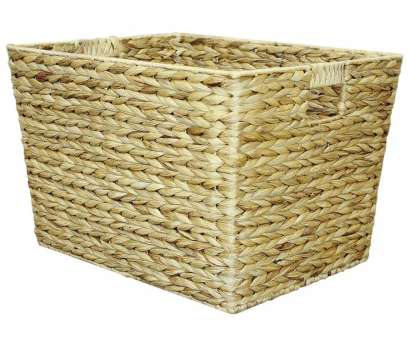 wire basket storage lowes RGI HOME Water Hyacinth 18-in, 12-in, 14.25 20 Practical Wire Basket Storage Lowes Images