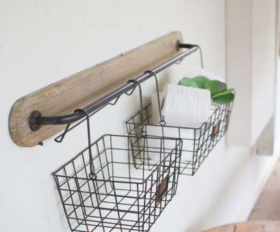 wire basket storage pinterest So simple, yet so handy. Multiple uses in a multitude of spaces… Wire Basket Storage Pinterest Brilliant So Simple, Yet So Handy. Multiple Uses In A Multitude Of Spaces… Galleries