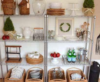 wire basket storage solutions Good Stainless Steel Kitchen Wire Shelving Units With Rattan Basket Storage, Modern Kitchen Design With Wire Basket Storage Solutions Cleaver Good Stainless Steel Kitchen Wire Shelving Units With Rattan Basket Storage, Modern Kitchen Design With Galleries