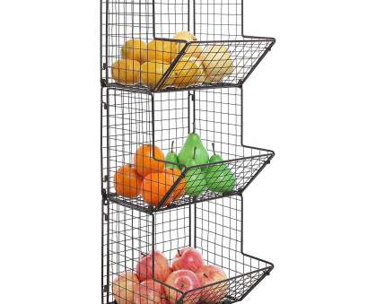 wire basket towel storage Amazon.com: Rustic Brown Metal Wire 3 Tier Wall Mounted Kitchen Fruit Produce, Rack/Bathroom Towel Baskets: Health & Personal Care Wire Basket Towel Storage Simple Amazon.Com: Rustic Brown Metal Wire 3 Tier Wall Mounted Kitchen Fruit Produce, Rack/Bathroom Towel Baskets: Health & Personal Care Solutions