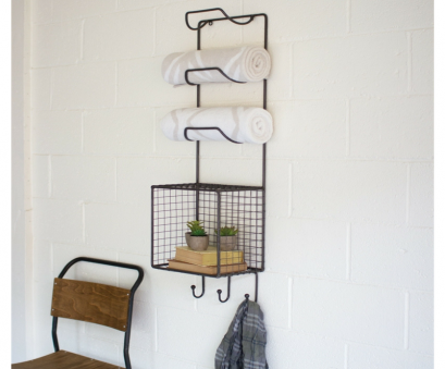 wire basket towel storage Towel Rack with Wire Basket, Bath Inspirations, Pinterest, Wire Wire Basket Towel Storage Fantastic Towel Rack With Wire Basket, Bath Inspirations, Pinterest, Wire Pictures