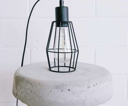 Wire Cage Pendant Light Australia Best Black Industrial Cage Pendant Light, Kitchen, Dining & Living Room, Ivory & Deene, Ltd Pictures
