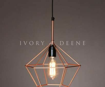Wire Cage Pendant Light Australia Fantastic Copper Diamond Cage Wire 1 Light Pendant,, Home Sweet Home Collections