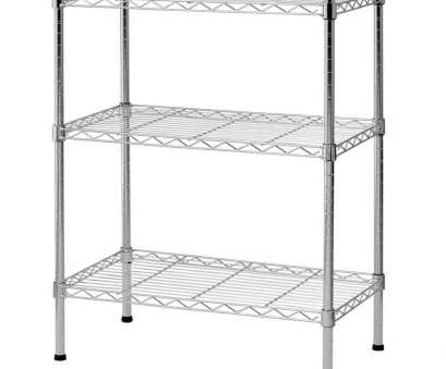 wire chrome heavy duty shelving Chrome Wire Shelving Unit Image Wire Chrome Heavy Duty Shelving Fantastic Chrome Wire Shelving Unit Image Solutions