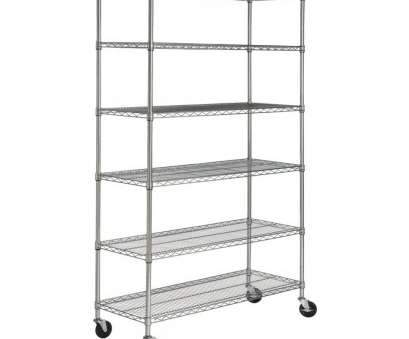Wire Closet Shelving Depth Most ... Medium Size Of Shelves Ideas:Lowes Rubbermaid Shelving Wire Shelving Parts Lowes Wire Closet Shelving Images