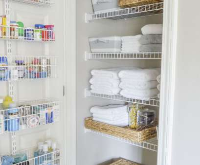 wire closet shelving ideas Fresh Organized Bathroom Linen Closet Anyone, Have Kelley, Elfa Wire Closet Shelving Ideas Best Fresh Organized Bathroom Linen Closet Anyone, Have Kelley, Elfa Photos