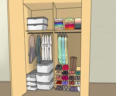 wire closet shelving in india How to Organize Your Closet: 13 Steps (with Pictures), wikiHow Wire Closet Shelving In India Simple How To Organize Your Closet: 13 Steps (With Pictures), WikiHow Photos