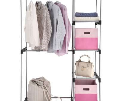 Wire Closet Shelving Repair Professional Mainstays Wire Shelf Closet Organizer, 2-Tier, Easy To Assemble, Walmart.Com Solutions