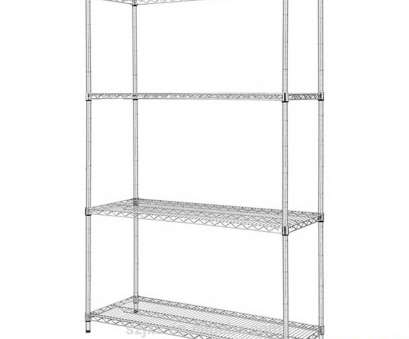 wire closet shelving wholesale Factory customized metal rack 4 tiers chrome wire shelving with, certification Wire Closet Shelving Wholesale Most Factory Customized Metal Rack 4 Tiers Chrome Wire Shelving With, Certification Galleries