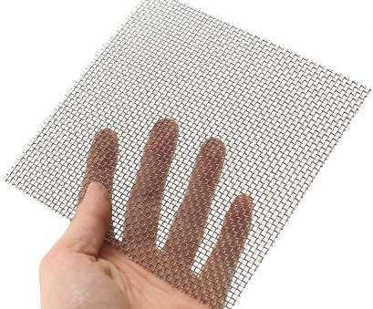 wire cloth mesh screen 15x15cm Woven Wire Cloth Screen Stainless Steel, 10 Mesh, US$1.69 Wire Cloth Mesh Screen Most 15X15Cm Woven Wire Cloth Screen Stainless Steel, 10 Mesh, US$1.69 Solutions