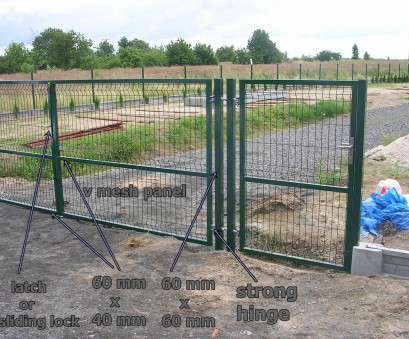 wire pvc coated mesh 60 x 90 cm Galvanised double gate, 4 ft fence (, cm, 300 cm W ), Wir Wire, Coated Mesh 60 X 90 Cm Practical Galvanised Double Gate, 4 Ft Fence (, Cm, 300 Cm W ), Wir Pictures