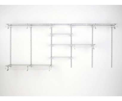 wire frame closet shelving ClosetMaid 7-ft to 10-ft White Adjustable Mount Wire Shelving Kits Wire Frame Closet Shelving Popular ClosetMaid 7-Ft To 10-Ft White Adjustable Mount Wire Shelving Kits Pictures