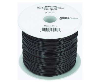14 Professional Wire Galvanized 18 Gauge 3 Lb Spool, Ft Solutions