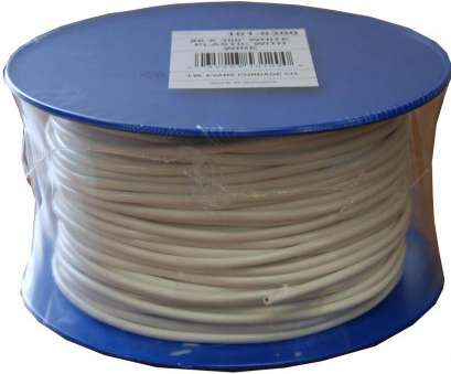wire galvanized 18 gauge 3 lb spool 830 ft T.W. Evans Cordage #6, 3/16, x, ft. White Plastic With Wire Wire Galvanized 18 Gauge 3 Lb Spool, Ft Practical T.W. Evans Cordage #6, 3/16, X, Ft. White Plastic With Wire Galleries