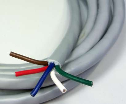 wire gauge 14 awg 14, 5 Conductor Wire, Marine Grade Round Boat Cable with Gray overall jacket with Red, White, Blue, Brown, Green conductors inside Wire Gauge 14 Awg New 14, 5 Conductor Wire, Marine Grade Round Boat Cable With Gray Overall Jacket With Red, White, Blue, Brown, Green Conductors Inside Collections