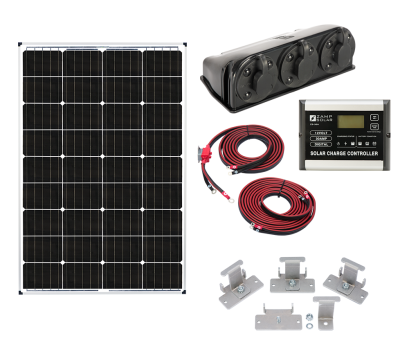 wire gauge for 150 amp panel Zamp Deluxe Roof Mount Solar Panel Kits, Zamp Solar Energizes The Wire Gauge, 150, Panel Creative Zamp Deluxe Roof Mount Solar Panel Kits, Zamp Solar Energizes The Ideas