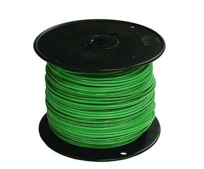 wire gauge 18 awg Southwire, ft. 18 Green Stranded CU Tffn Fixture Wire from Wire Gauge 18 Awg Perfect Southwire, Ft. 18 Green Stranded CU Tffn Fixture Wire From Ideas